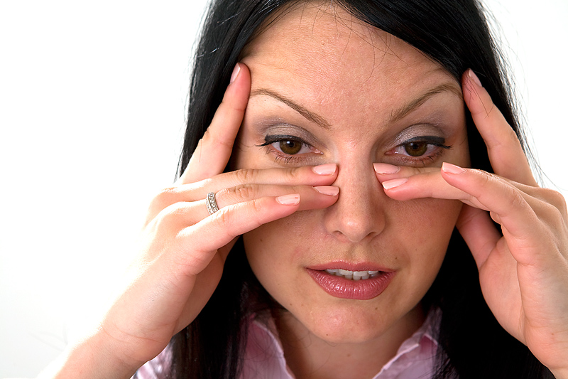 You Want Sinus Relief? Call the Acupuncture Lady