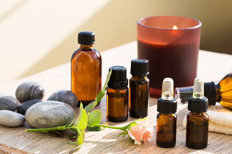 Essential Oils, Acupuncture, and You