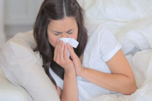 Breathing… the Flu… and Acupuncture